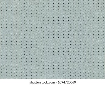 seamless gray perforated leather texture
