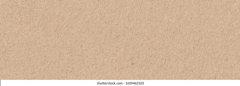 Seamless high detail carton background and texture brown paper sheet. Beige recycled eco carton paper or cardboard background.