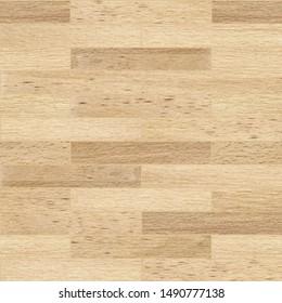 Seamless laminate texture, light wooden polished surface laminate texture,