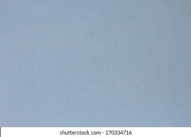 Seamless light blue cloth textile texture background
