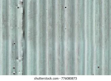 Seamless metal plate texture