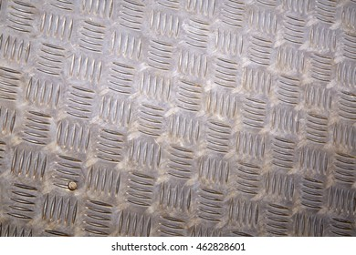 seamless metal plate texture, diamond metal plate