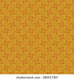 Seamless ornament pattern texture for wallpaper or decor