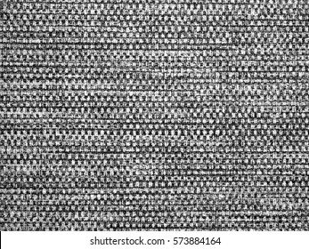 Seamless Pattern black and white in wallpaper on wall, Background texture Fabric jeans