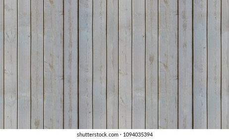 Seamless pattern of light-colored vertical wooden panels that connect perfectly in an old-fashioned style