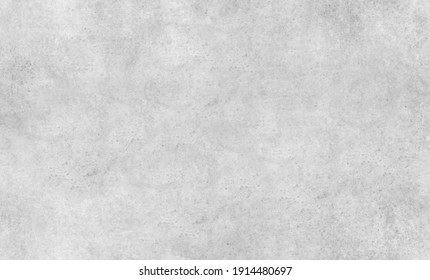 Seamless pattern of modern bright with black and white distress concrete texture of architecture building structure for background with vintage tone.