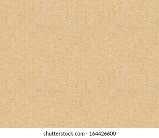 Seamless pattern. Wood product. Light brown paper texture, goffered cardboard background