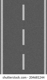 Seamless road asphalt texture