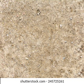 Seamless sand background. Sand texture. Sandy beach for background. Top view