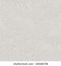 Seamless Striated Stucco Wall Tileable Texture.