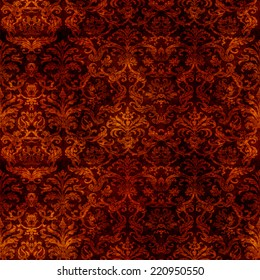 Seamless Tapestry Pattern
