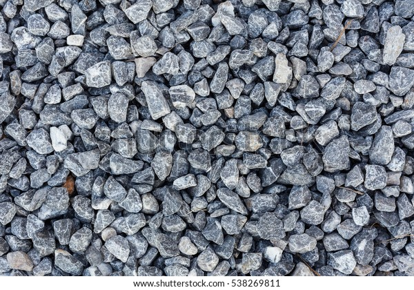 Seamless texture of gravel for background.
