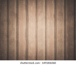 Seamless texture of wooden boards, wall of boards