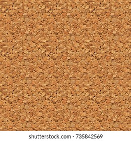 seamless tiled brown cork texture useful as a background