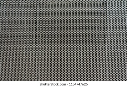 Seamless Tiling Perforated Metal texture Pattern