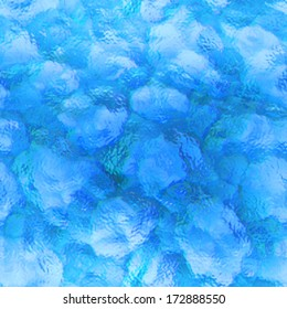 Seamless water texture (computer graphic, big collection)