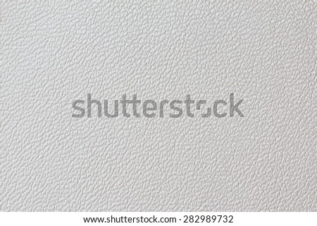 Seamless White Leather Texture Background Surface Closeup