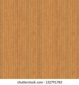 Seamless Wooden Panel Texture