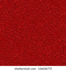 Seamlessly red carpeting background.