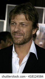 "Sean Bean at the Los Angeles premiere of ""Flightplan"" held at the El Capitan in Hollywood, USA on September 19, 2005."