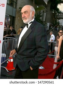 Sean Connery AFI Salute to Al Pacino Kodak Theater Los Angeles, CA June 7, 2007