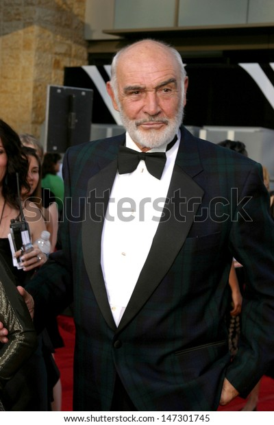 Sean Connery AFI Salute to Al Pacino Kodak Theater Los Angeles, CA June 7, 2007