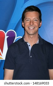 Sean Hayes at the NBC Press Tour, Beverly Hilton, Beverly Hills, CA 07-27-13