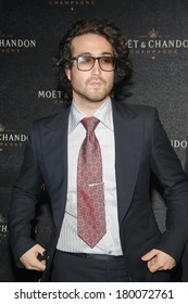 Sean Lennon at Moet & Chandon Fabulous Fete celebrates 120 years of the Statue of Liberty & Chandon White Star Champagne, Liberty Island, New York, September 28, 2006