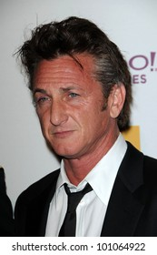 Sean Penn at the 14th Annual Hollywood Awards Gala, Beverly Hilton Hotel, Beverly Hills, CA. 10-25-10