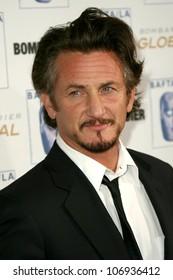 Sean Penn  at the 17th Annual BAFTA Britannia Awards. Hyatt Regency Century Plaza, Century City, CA. 11-06-08