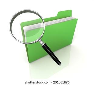 search file or folder