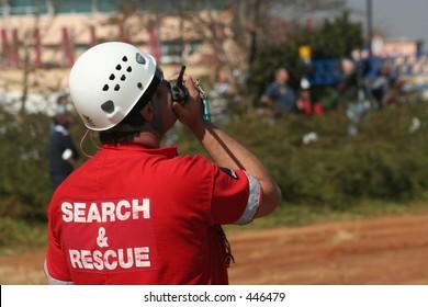 Search and rescue co-ordinator