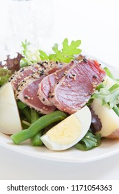 Seared Ahi Niçoise Salad