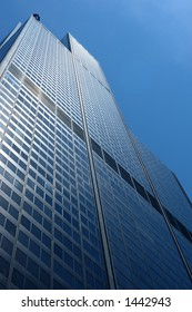Sears tower downtown Chicago