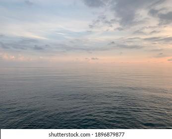 seascape background, tender  natural colors