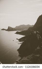Seascape of Crimea