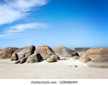 Seascape, Denamrk coast, South west Australia, greens pool, elephant rocks