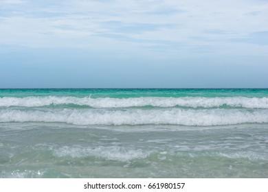 Seascape, Gulf of Thailand