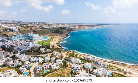 Seascape and luxurious location in Paphos Cyprus 2018, luxurious resorts
