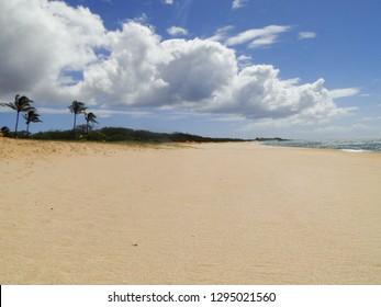 A seascape in Molokai