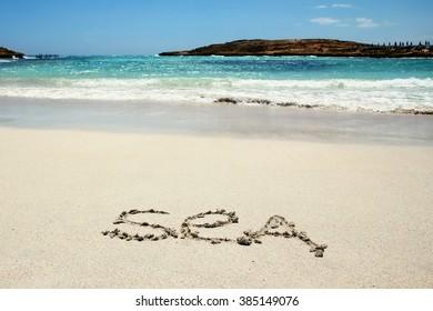 Seashore background