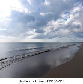 Seashore at Mannar Sri Lanka