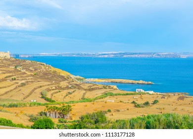 Seaside of Gozo, Malta