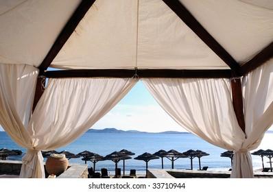 Seaside Spa Room