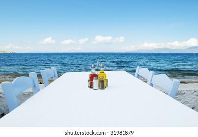 Seaside Table