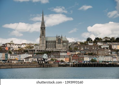 The Seaside Town of Cobh in County Cork, Ireland.