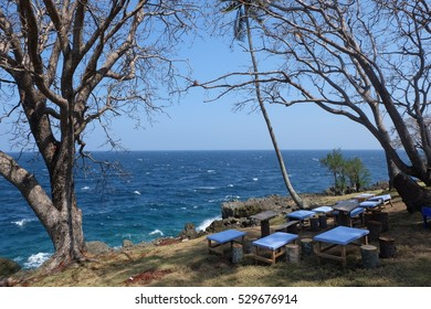 Seaside view of Weh Island or Sabang island in Banda Aceh- Indonesia