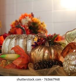 Seasonal Autumn Arrangement