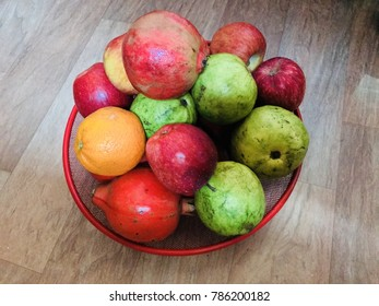 Seasonal Mixed fruit basket