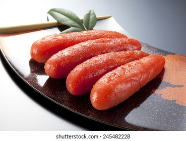 seasoned cod roe